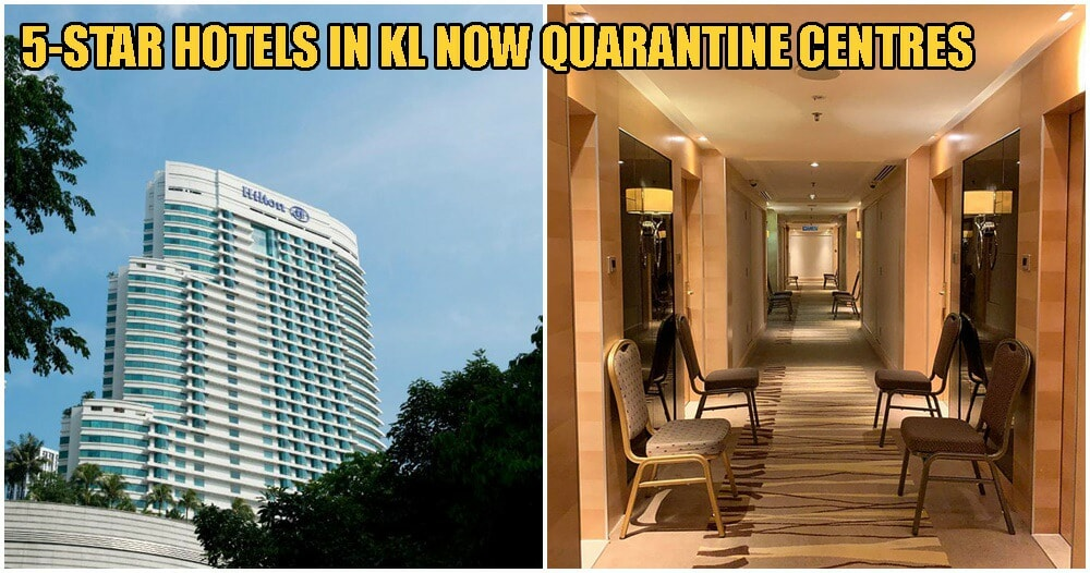 Hilton KL, Sunway Pyramid & These 29 Hotels in KL Are Now Covid-19 Quarantine Centres - WORLD OF BUZZ 2