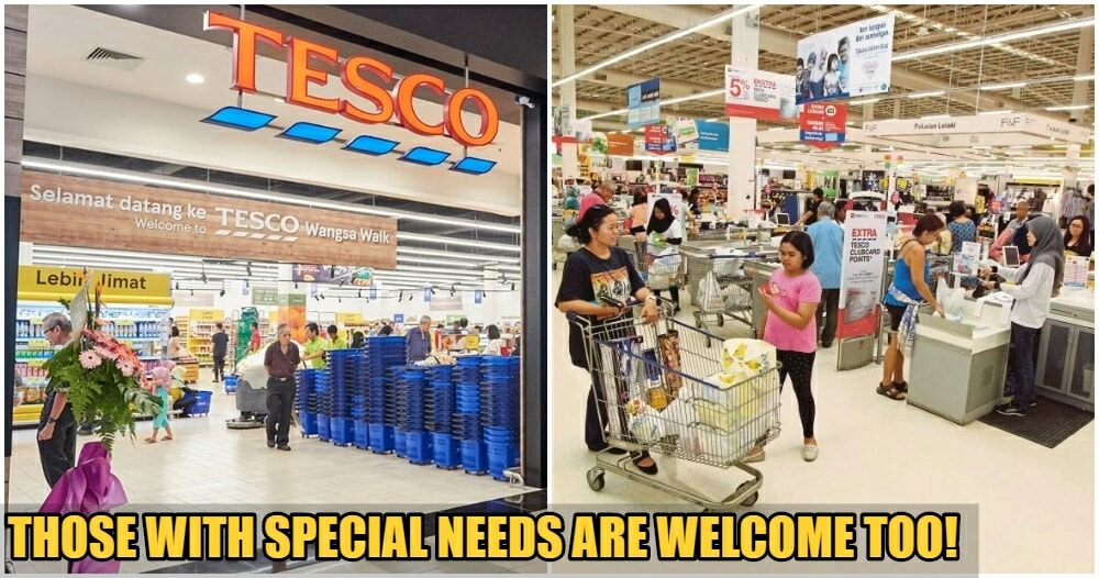 If You're Out Of Job During Mco, Tesco Malaysia Has 600 New Vacancies To Fill - World Of Buzz