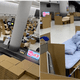 Japanese Man Arrives Home Overseas, Shares Pictures Of Temporary Quarantine Cardboard Bed - WORLD OF BUZZ 2