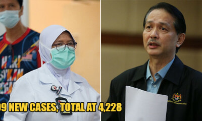 JUST IN: MOH Announces 109 New Cases Bringing Total To 4,228, Fatalities Now At 67 - WORLD OF BUZZ