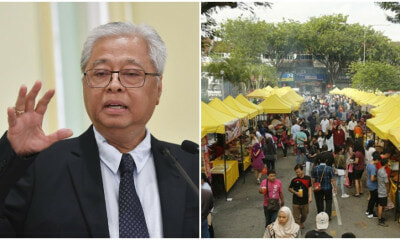 "JUST IN: ""No Bazaar Ramadhan As Long As MCO Is In Effect"",-Defence Minister - WORLD OF BUZZ"