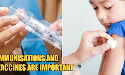 KKM Has Advised All Parents To Not Postpone Their Child's Vaccination & Immunisation Jabs During MCO - WORLD OF BUZZ 1
