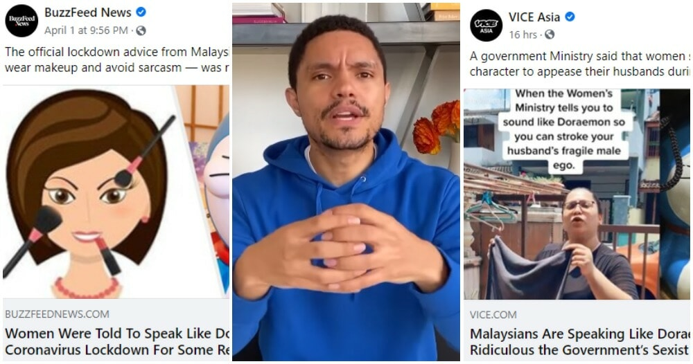 Malaysia Is Now Getting International 'Fame' For The Doraemon Issue, Even BuzzFeed Covered It! - WORLD OF BUZZ