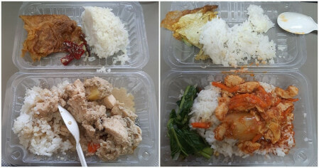 Malaysian University Student Complains About Quality of Free Food Given, Netizens Outraged - WORLD OF BUZZ 7