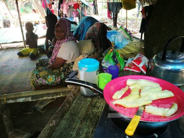 MCO: Orang Asli Families Move To The Jungle From Lack Of Food, Parliament Member Steps In To Help - WORLD OF BUZZ 1