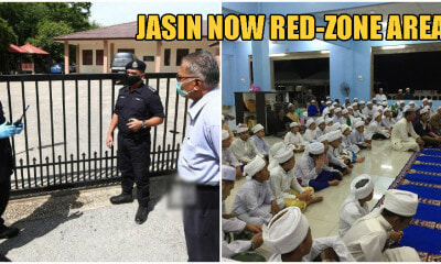 Melaka Tahfiz Teacher Attended Sri Petaling Tabligh, 20 Students And Himself Tests Positive For Covid-19 - WORLD OF BUZZ