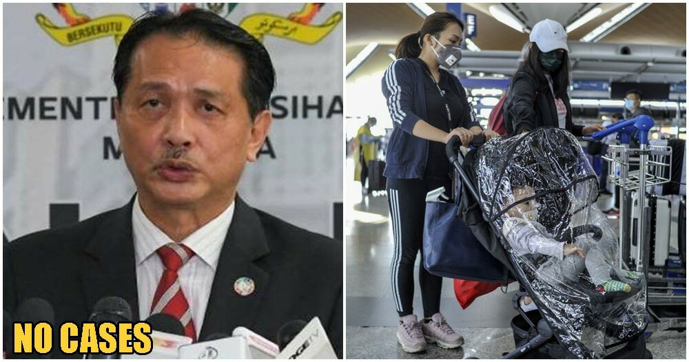 MOH: No Covid-19 Cases Among Malaysians Returning From Abroad So Far - WORLD OF BUZZ 2