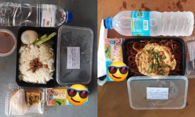 MOH Says That Food Distributed At Quarantine Centres Around KL Are Nutritious - WORLD OF BUZZ 6
