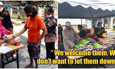 Mosque In PJ Offers Help To The Underprivileged Difficulties During MCO, Draws Praise From Netizens - WORLD OF BUZZ 2