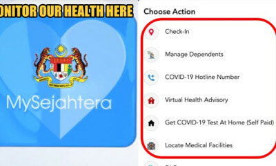 M'sian Government Developed MySejahtera Mobile App for Citizens to Monitor Covid-19 Outbreak - WORLD OF BUZZ 6