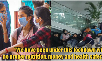 M'sian Students Are Stranded In India With Insufficent Food And Money, They Need Our Help - WORLD OF BUZZ