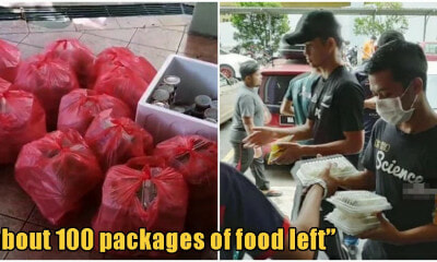 M'sian Uni Students Under Fire For Giving Excuses & Wasting Free Food Provided By The Gov't - WORLD OF BUZZ 2