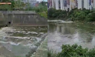 Netizen Reports That The Klang River Is A Bit Cleaner Since MCO - WORLD OF BUZZ 3