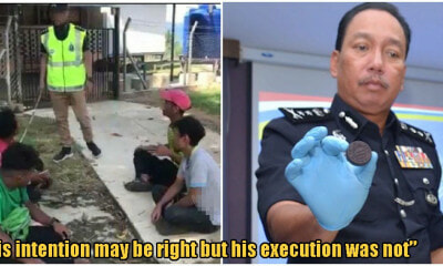 PDRM Officer Who Caned & Stopped Teens From Going Home For Violating MCO To Face Consequences - WORLD OF BUZZ 2