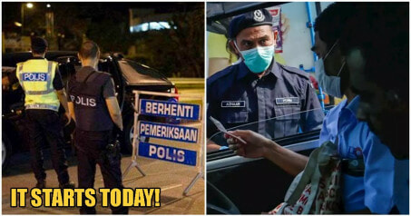 PDRM Will Start Enforcing Road Closures & 24-Hour Roadblocks In Subang Starting 1st April - WORLD OF BUZZ 2