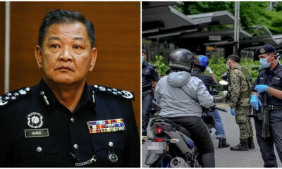 PDRM Will Take Action Against M'sians Who Take Pictures Or Record Videos Of Officers On Patrol - WORLD OF BUZZ 3
