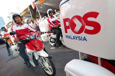 Pos Malaysia Is Stopping Delivery For International Mail And Parcels Until Further Notice - WORLD OF BUZZ 1