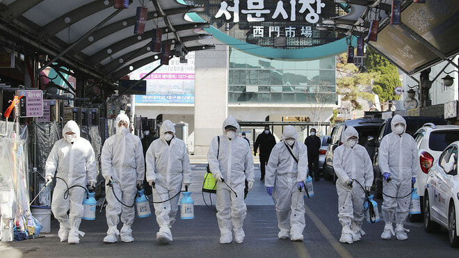 S.Korean Recovered Covid-19 Patients Testing Positive Again, Virus May Have Been Re-Activated - WORLD OF BUZZ 1