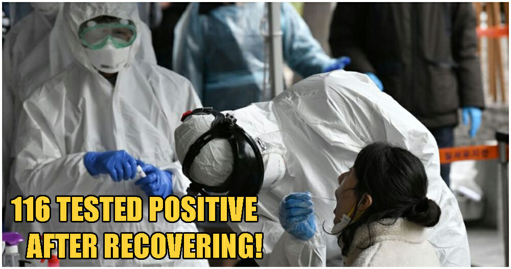 S.Korean Recovered Covid-19 Patients Testing Positive Again, Virus May Have Been Re-Activated - WORLD OF BUZZ 2