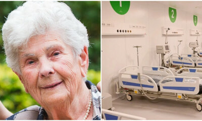 """Save It For The Young Ones, I've Had a Beautiful Life""- 90yo Covid-19 Patient Rejects Ventilator & Passes Away - WORLD OF BUZZ 1"