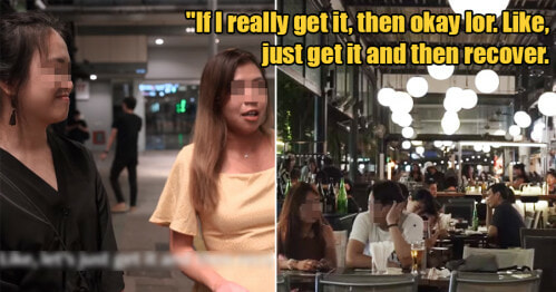 Watch: Singaporeans Explain Selfish Reasons Why Staying Home Is Not That Crucial During Covid-19 - WORLD OF BUZZ