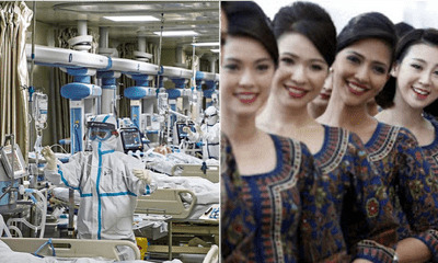 Singapore Airlines Providing At Least 300 Cabin Crews To Help At Hospitals In Need - WORLD OF BUZZ 3