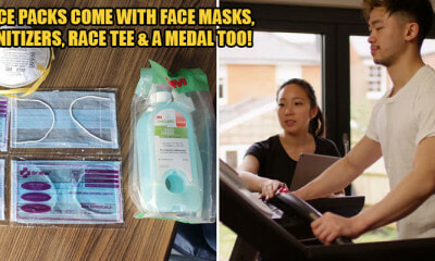 [TEST] This Covid-19 Awareness Run Allows M'sians To Take Part ANYWHERE & From HOME + Win Medals, Masks & Sanitizers Too! - WORLD OF BUZZ 4