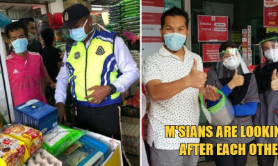 These Malaysians Are Giving Back to Society During the MCO & Restoring Our Faith in Humanity! - WORLD OF BUZZ