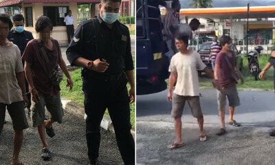 Two M'sian Men Who Were Caught Fishing For Food Chose To Go To Jail As They Had No More Money - WORLD OF BUZZ 2