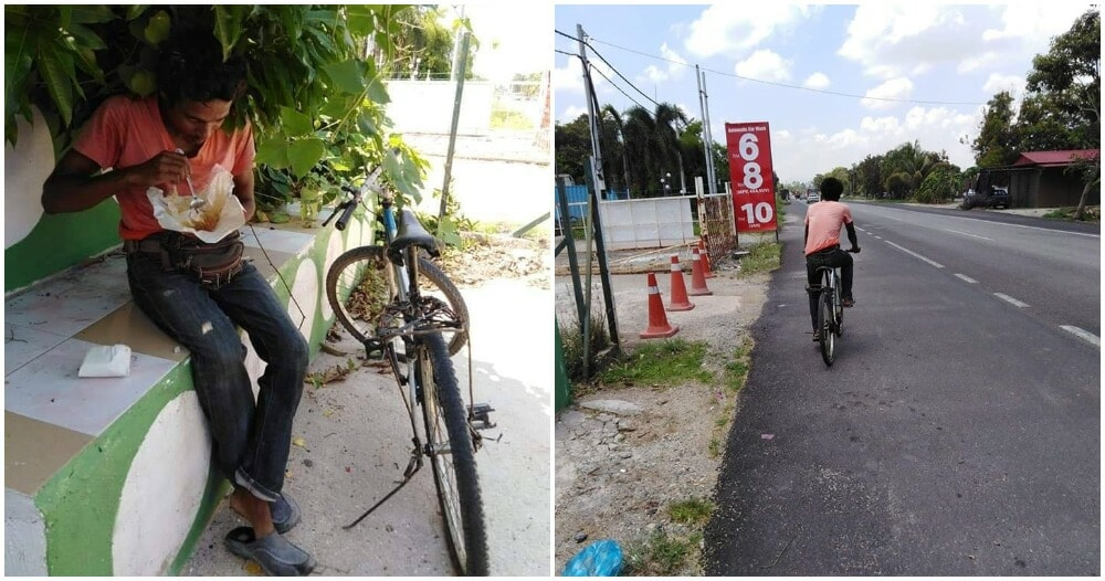 Unpaid Myanmar Immigrant Wants To Cycle From Kedah To Penang To Look For His Brother - WORLD OF BUZZ 2