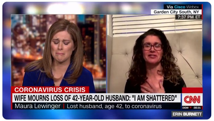 Wife Laments The Loss Of Husband, Only Got To Say Goodbye Via Facetime - WORLD OF BUZZ 2