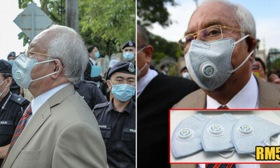 Najib Mask
