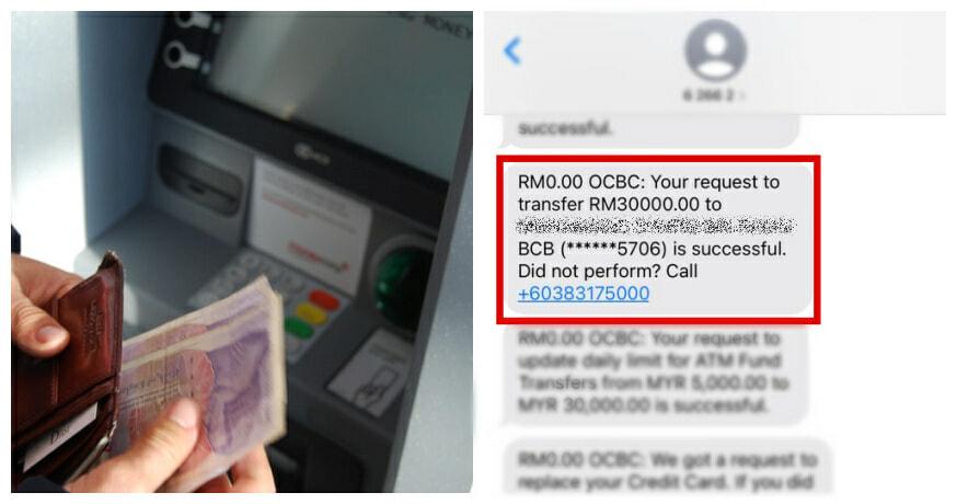 Man Warns Msian To Be Wary Of Which Banks To Trust