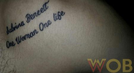 Tattoo Watermak