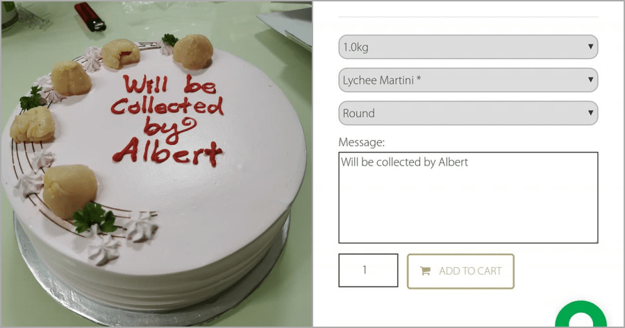 Will Be Collected By Albert