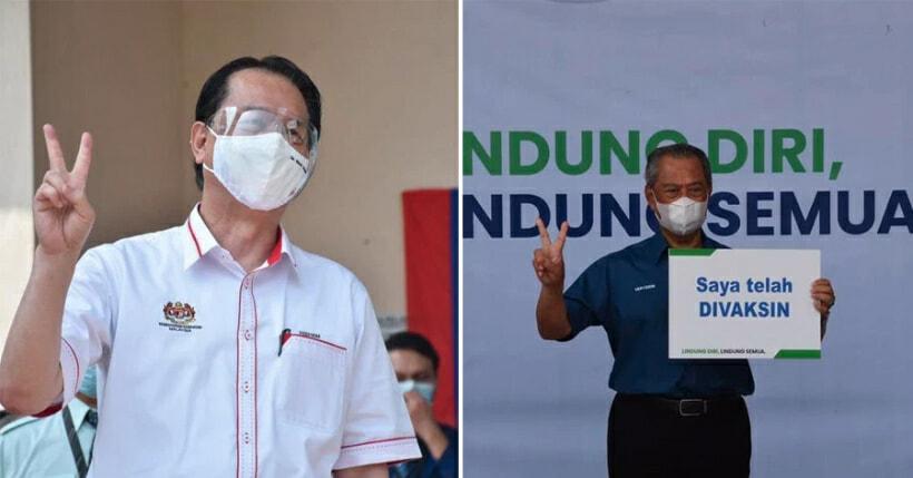 Sinovac Vaccine Safely Arrives In Malaysia