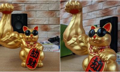 Fortune Cat Ft