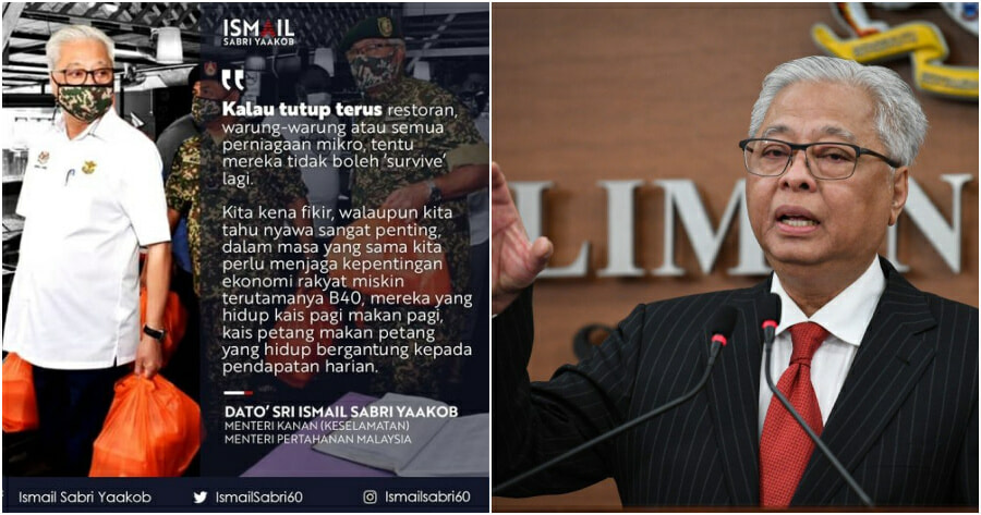 Ft Image Ismail Sabri 3