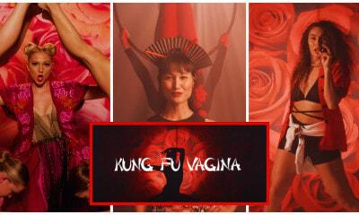 Kung Fu Vagina