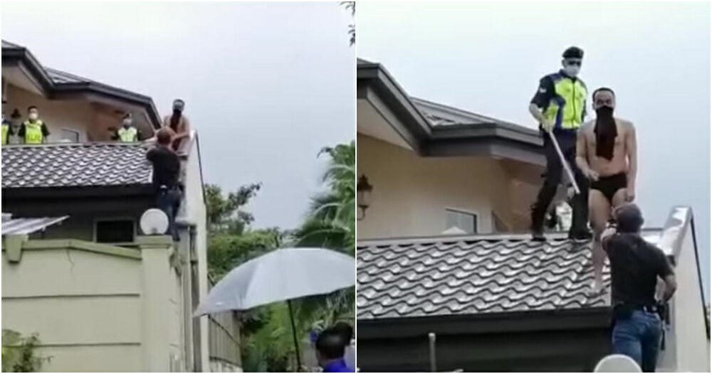Thief Roof Ft