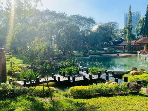 Selangor Japan Friendship Garden in Shah Alam_okjer.com