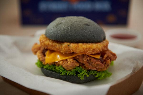Myburgerlab X Yut Kee Hainanese Chicken Chop Burger