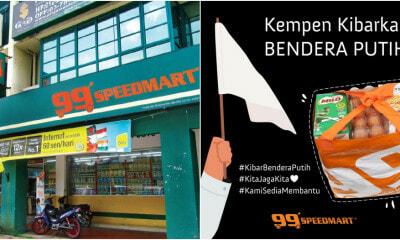 99 Speedmart White Flag Campaign Ft