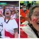 Woman Fired England Football Semi Finals