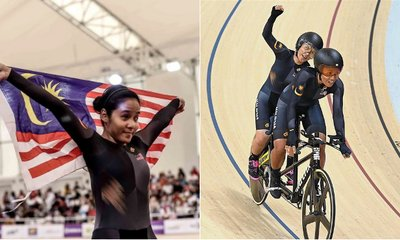 Nur Azlia Given Rm10000 To Compete At The Tokyo 2020 Paralympics