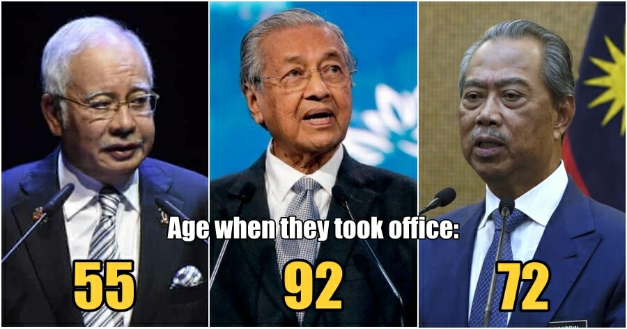 Old Pms
