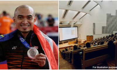 Azizulhasni Awang Lecture Hall