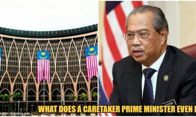 Caretaker Government Putrajaya Muhyiddin Yassin 2