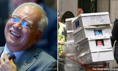 Najib Assets Returned