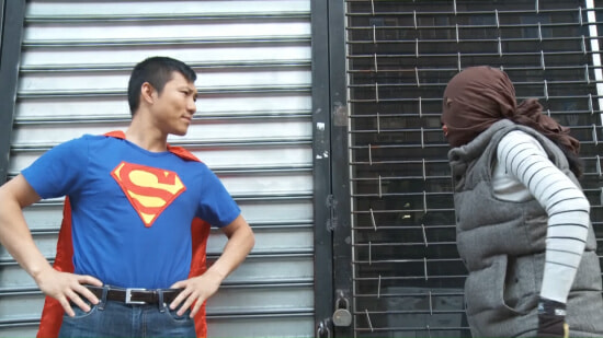 Dc Fandome Superman Off The Great Wall Youtube